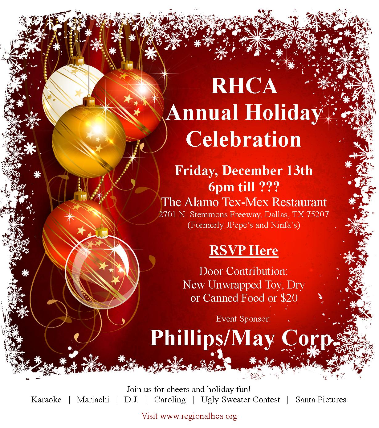 2013 Holiday Flyer
